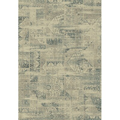 Utopia Cream Area Rug Rug Size: 36 x 56