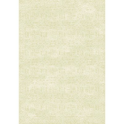 Imperial Cream Area Rug Rug Size: Rectangle 311 x 57