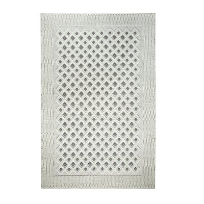Studio Ivory Area Rug Rug Size: Rectangle 2 x 4