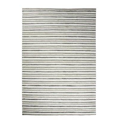 Topaz Light Gray Area Rug Rug Size: 36 x 56