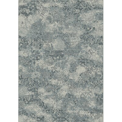 Regal Gray Area Rug Rug Size: 710 x 1010