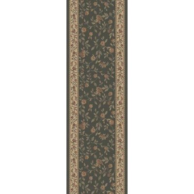 Satin Latimer Antique Rug Rug Size: Runner 22 x 71