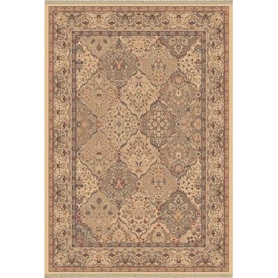 Satin Camille Tan Rug Rug Size: Rectangle 311 x 57