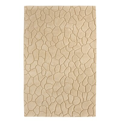 Aria Castlewood Tan Area Rug Rug Size: Rectangle 8 x 11