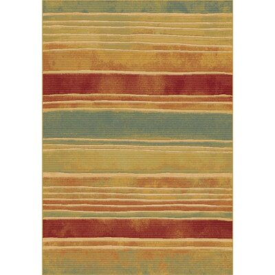 Eclipse Hyer Area Rug Rug Size: Rectangle 311 x 57