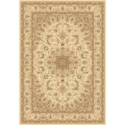 Atterbury Duncaster Ivory Rug Rug Size: Rectangle 710 x 1010