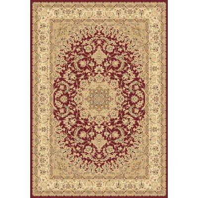 Legacy Duncaster Red Rug Rug Size: Rectangle 2 x 36