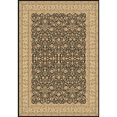 Legacy Ryefield Black Rug Rug Size: Rectangle 2 x 36