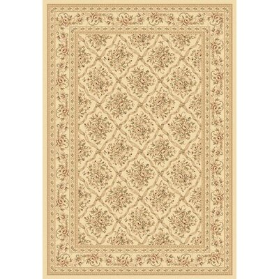 Legacy Deerfield Ivory Rug Rug Size: Rectangle 710 x 1010