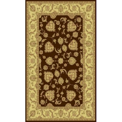 Legacy Cadwell Brown Rug Rug Size: Rectangle 2 x 36