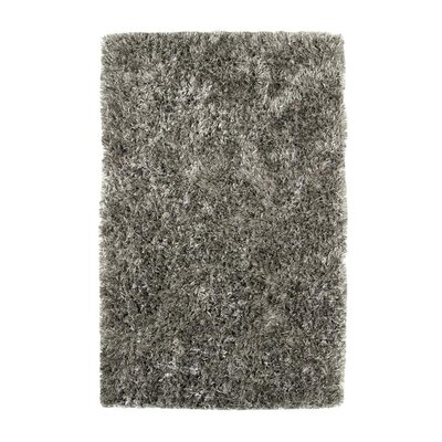 Romance Light Gray Area Rug Rug Size: Rectangle 8 x 10