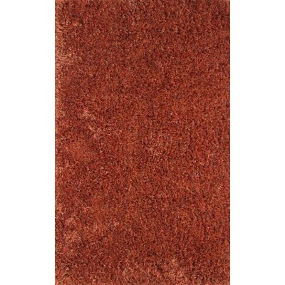 Venetian Red Area Rug Rug Size: Rectangle 8 x 10