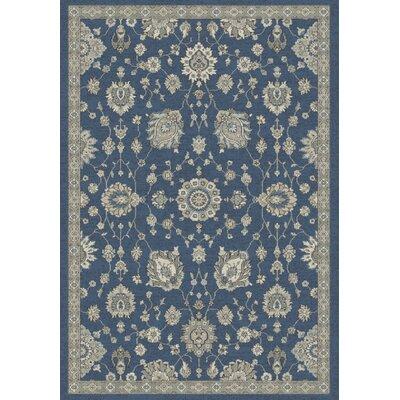 Farahan Blue Area Rug Rug Size: 710 x 1010