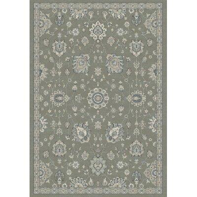 Farahan Gray Area Rug Rug Size: 710 x 1010