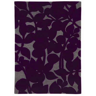 Allure Red Floral Area Rug