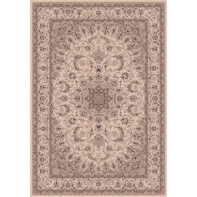 Legacy Ivory Rug Rug Size: Runner 22 x 71