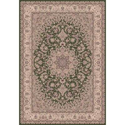 Legacy Green Rug Rug Size: Runner 22 x 71