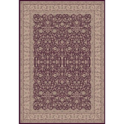 Legacy Red Rug Rug Size: Runner 2'2