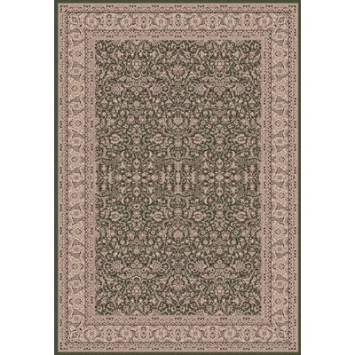Legacy Green Rug Rug Size: Runner 22 x 710
