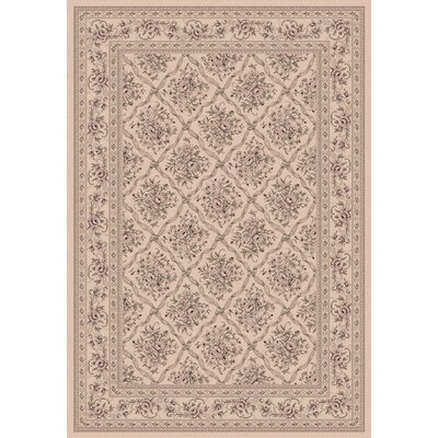 Legacy Persian Ivory Rug Rug Size: Rectangle 92 x 1210