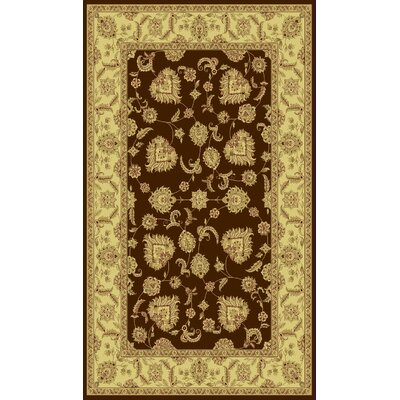 Legacy Brown Rug Rug Size: Rectangle 67 x 96