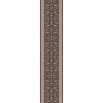 Legacy Black Rug Rug Size: Runner 22 x 71
