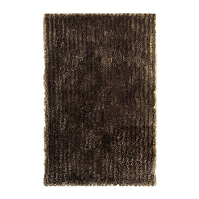 Safari Beige/Olive Rug Rug Size: Rectangle 5 x 8