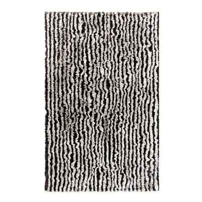 Safari Ivory/Silver Rug Rug Size: Rectangle 8 x 10