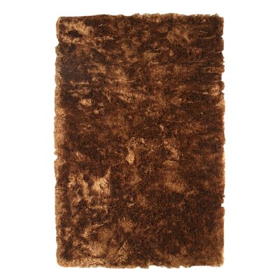 Kailyn Rust Area Rug Rug Size: 5 x 8