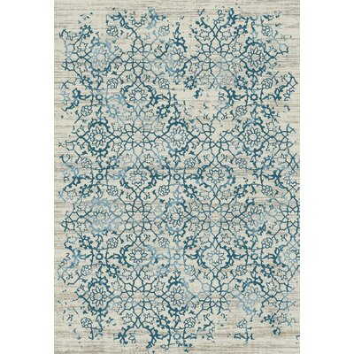 Kingston Cream Area Rug Rug Size: Runner 2'2
