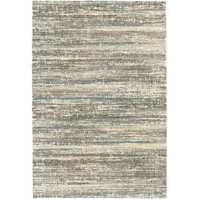 Brycen Blue Area Rug Rug Size: Rectangle 53 x 77