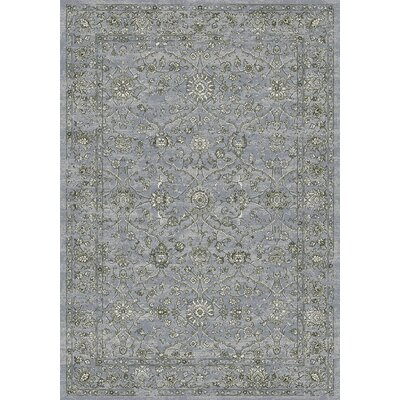 Ancient Garden Area Rug Rug Size: Rectangle 710 x 112