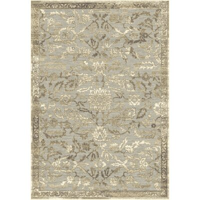 Genova Ivory Area Rug Rug Size: Rectangle 67 x 96