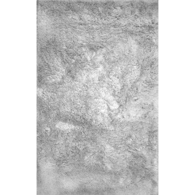 Luxe Gray Area Rug Rug Size: Rectangle 10 x 14