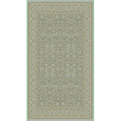 Legacy Light Blue Area Rug Rug Size: Rectangle 2' x 3'6