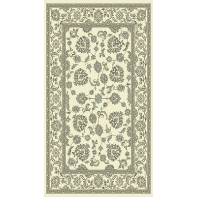 Legacy Ivory Area Rug Rug Size: Rectangle 92 x 1210