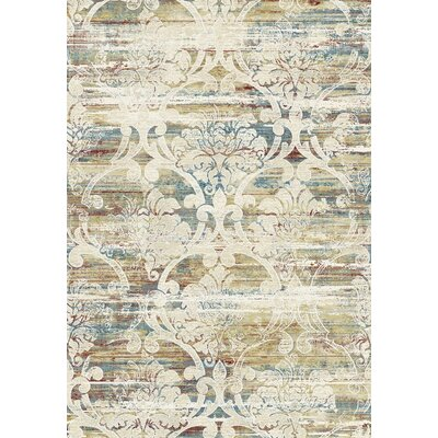 Prism Beige Area Rug Rug Size: Rectangle 5'3
