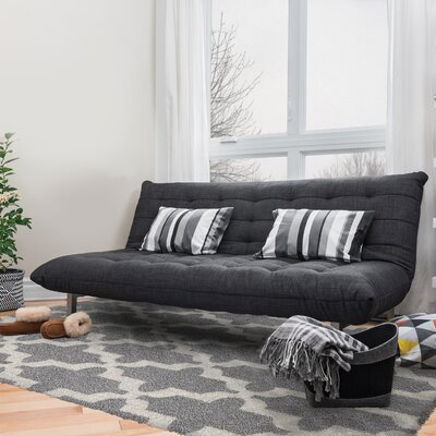 Silky Gray Area Rug Rug Size: Rectangle 710 x 1010
