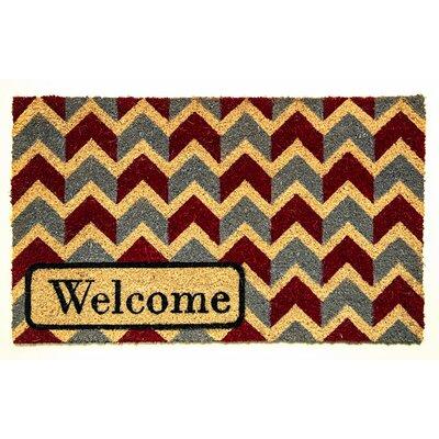 Cloville Chevron Doormat