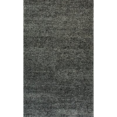 Zest Hand-Woven Ivory/Gray Area Rug Rug Size: Rectangle 8' x 11'