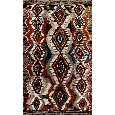 Nomad Area Rug Rug Size: Rectangle 53 x 77
