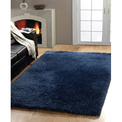 Forte Denim Area Rug Rug Size: Rectangle 10 x 14