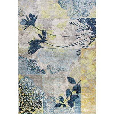 Adams Area Rug Rug Size: Rectangle 53 x 77