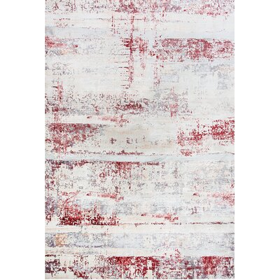 Chelsea Cream Area Rug Rug Size: Rectangle 67 x 96