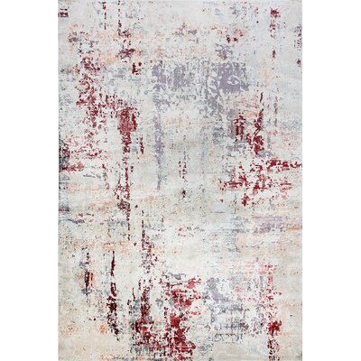 Chelsea Cream Area Rug Rug Size: Rectangle 36 x 56