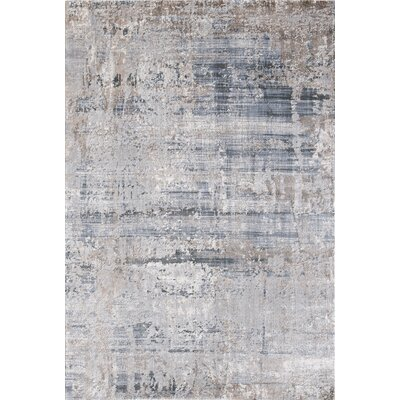 Image Light Brown/Beige Area Rug Rug Size: Rectangle 53 x 77