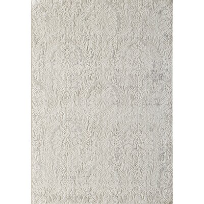 Quartz Ivory/Beige Area Rug Rug Size: Rectangle 67 x 96