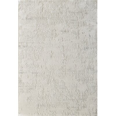 Quartz Ivory/Beige Area Rug Rug Size: Rectangle 92 x 1210