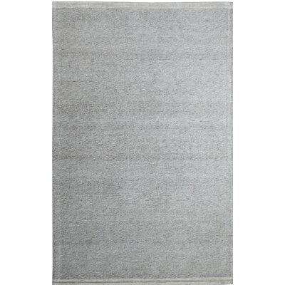 Summit Hand-Woven Beige/Grey Area Rug Rug Size: 5 x 8