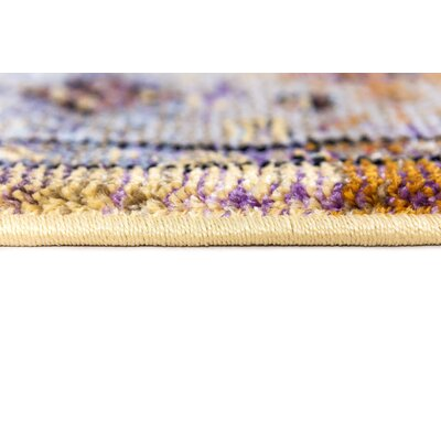 Signature Tan Area Rug Rug Size: Runner 22 x 77